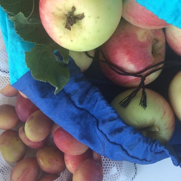 Onni on ystävä jolla on omenapuu!