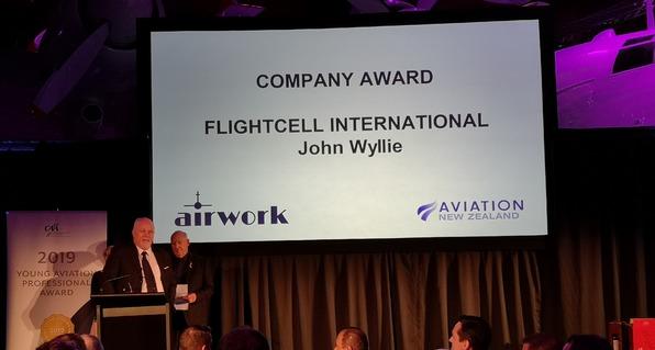 Aviation Award Banner