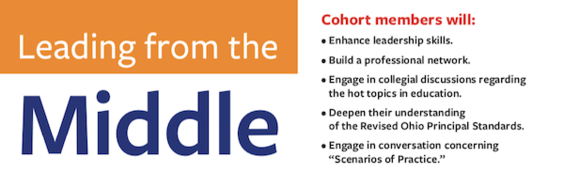 Graphic: Leading from the Middle