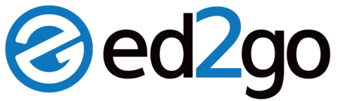 Graphic: ed2go logo