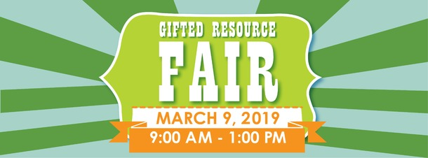 Graphic: Gifted Resource Fair