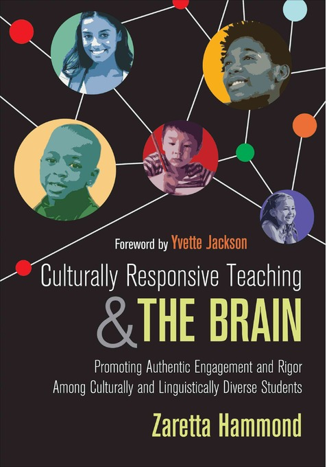 Graphic: Culturally Responsive book cover