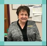 Library Director Helen Malinka