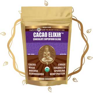 Raw Cacao Powder for recipe