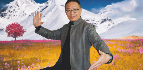 Meister Chen live erleben