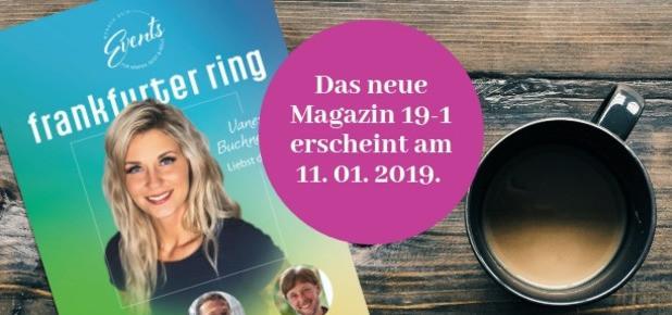 Das neue Magazin kommt!